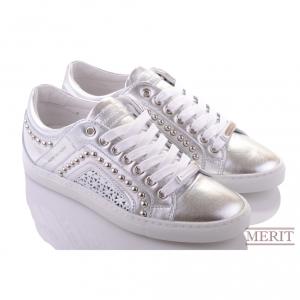 Итальянские спортивные туфли Alessandro Dell'Acqua Код 4699