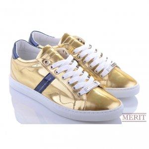 Итальянские спортивные туфли Alessandro Dell'Acqua Код 4706