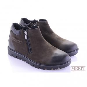 Мужские ботинки  Marco Piero Код 3833