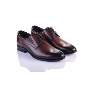 Женские лаковые туфли на низком каблуке Vichi Код 8412